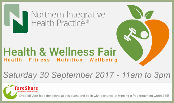 Health & Wellness Fair Durham 2017