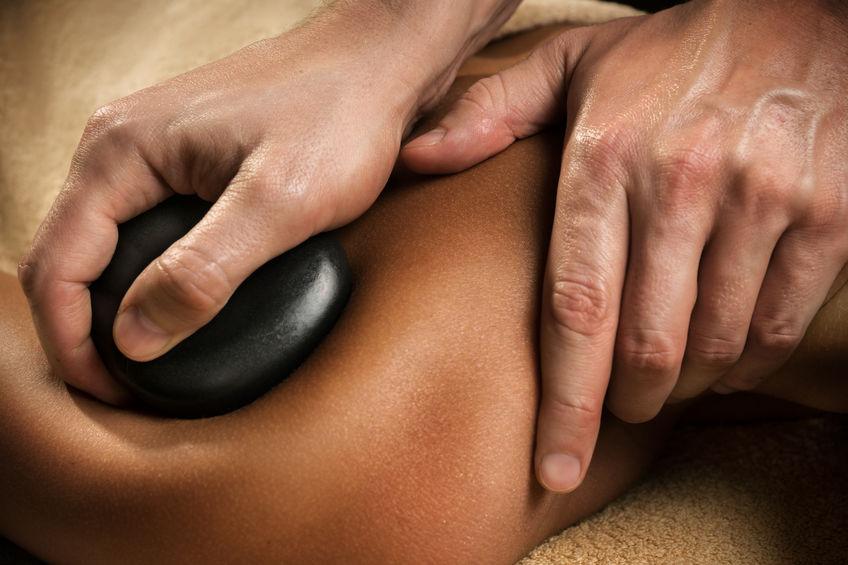 Hot Stone Massage at NIHP Durham