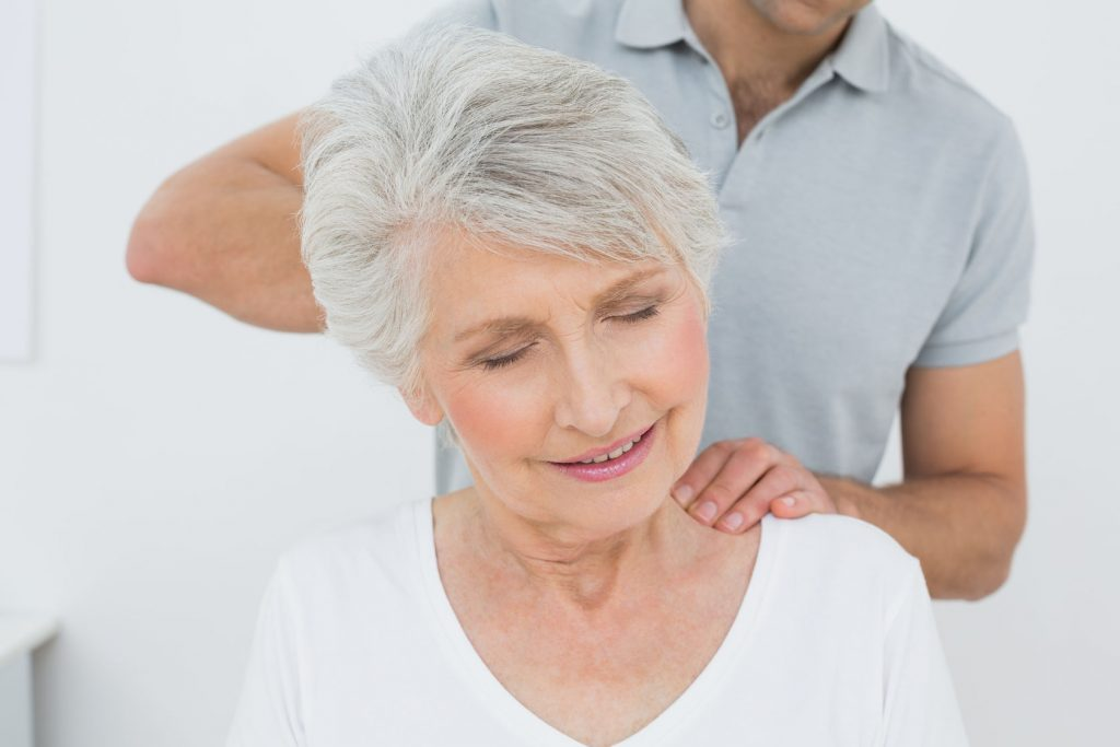 Hands-on treatment for neck pain in Durham